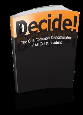 Book: Decide - EOS The Entrepreneurial Operating System